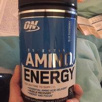 Optimum Nutrition Essential Amino Energy uploaded by Elizabeth M.