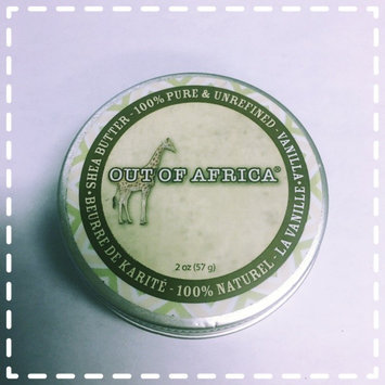 Photo of Out Of Africa Organic Shea Butter uploaded by Eliza E.
