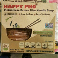 Star Anise Foods Happy Pho Vietnamese Brown Rice Noodles with Seaweed, 8.6 Ounce -- 6 per case. uploaded by ms. johnson ..