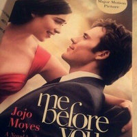 Me Before You by Jojo Moyes uploaded by Jackylinn Marie G.