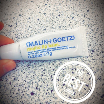 MALIN+GOETZ mojito lip balm uploaded by Carlee S.
