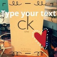 Calvin Klein Ck One By  Edt Spray 6. 7 Oz uploaded by Areli R.