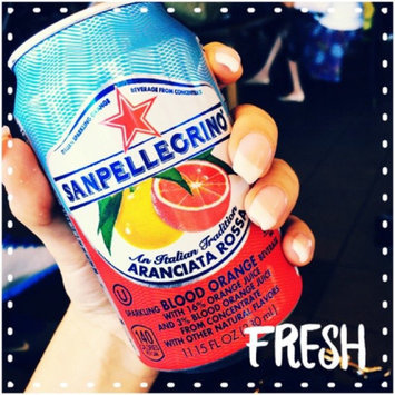 San Pellegrino® Aranciata Rossa Sparkling Blood Orange Beverage uploaded by Marla R.