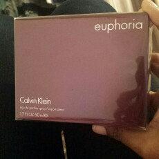 Calvin Klein euphoria 1 oz Eau de Parfum Spray uploaded by Adriana B.