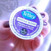 Tetley® British Blend Black Tea K-Cup® Packs 12 ct Box uploaded by Eithne W.