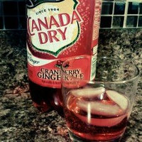 Canada Dry Cranberry Ginger Ale uploaded by Leslie W.