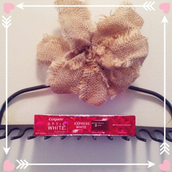 Photo of Colgate Optic White Express White Toothpaste uploaded by Tiffany S.