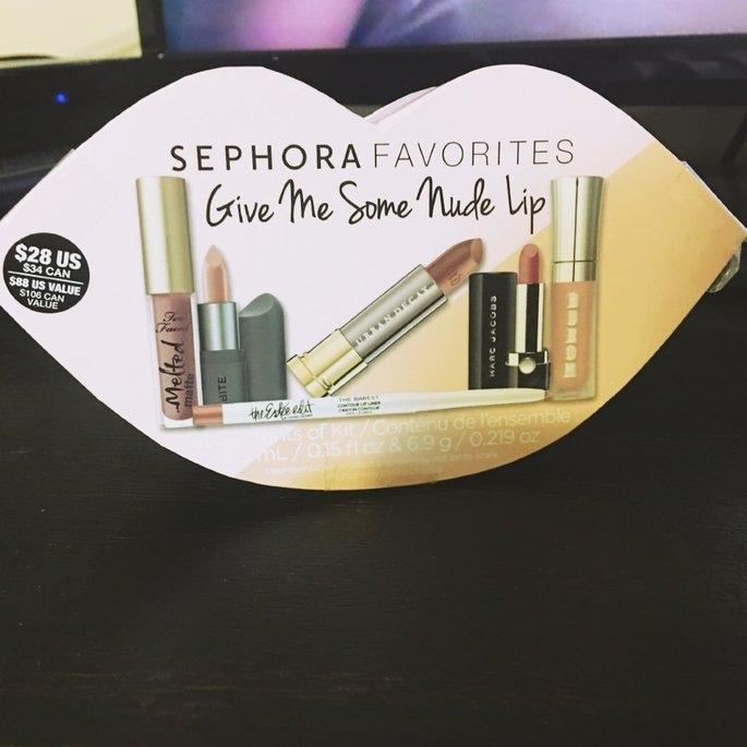 Sephora Favorites Give Me Some Nude Lip uploaded by Deborah J.