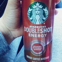 Starbucks® Doubleshot® Energy Hazelnut Flavored Coffee Drink 15 fl. oz. Can uploaded by Crystal C.