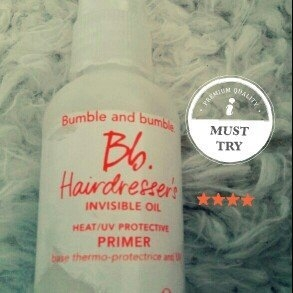 Bumble and bumble Hairdresser's Invisible Oil Primer uploaded by Joelle D.