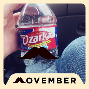 Photo of Ozarka® 100% Natural Spring Water uploaded by Lizzie C.