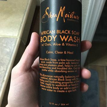 SheaMoisture African Black Soap Body Wash uploaded by Rae N.