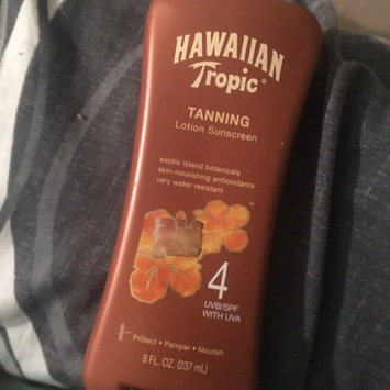 Photo of Hawaiian Tropic® Dark Tanning Lotion Sunscreen uploaded by Mikaella B.