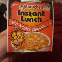 Maruchan Instant Lunch Roast Beef Flavor Ramen Noodles with Vegetables uploaded by Fabiola D.