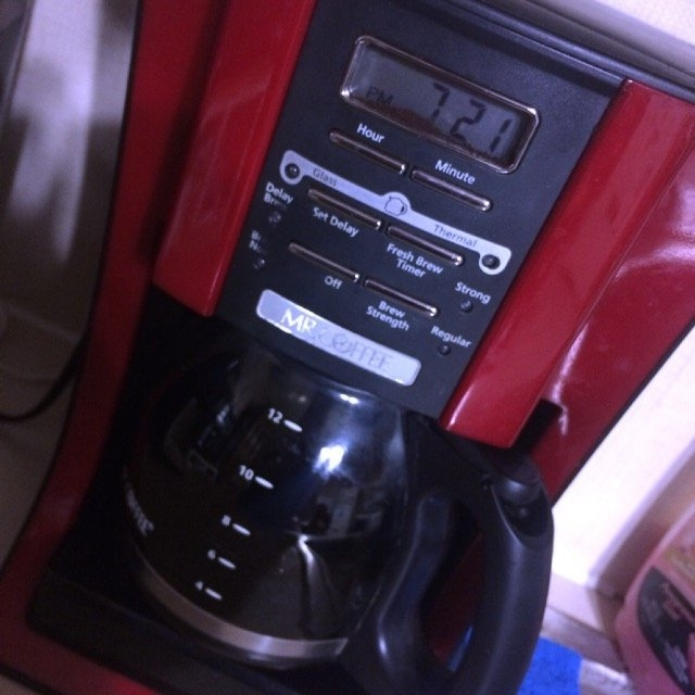 Mr. Coffee 12-Cup Programmable Coffee Maker uploaded by Ashley R.