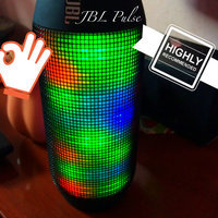 JBL Pulse Portable Bluetooth Speakers with Built-In Amplification - uploaded by Liz Marissa M.