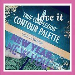 Photo of Black Radiance True Complexion Crème Contour Palette Medium to Dark .26 oz uploaded by qunita b.