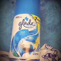Glade Clean Linen Automatic Spray uploaded by Dawn M.
