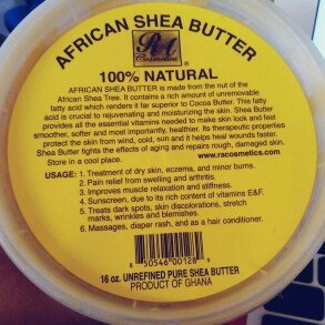 Photo of Ra Cosmetics African Shea Butter 100% Natural 16oz uploaded by Maria S.