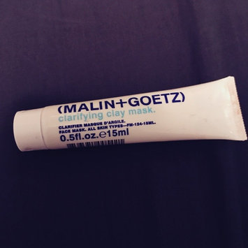 Photo of Malin + Goetz Clarifying Clay Mask, Travel Size, .5 Oz uploaded by Jenessy A.
