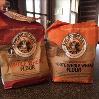 King Arthur Flour 100% Organic Whole Wheat Flour uploaded by Miranda P.