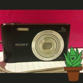Photo of Sony W800/B 20MP Digital Camera with 5X Optical Zoom - Black uploaded by Noelia S.