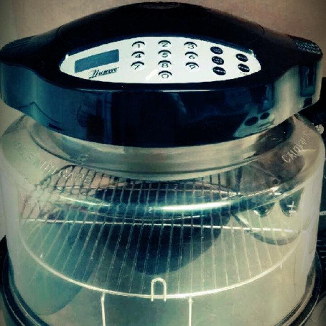 Nuwave Oven PRO Infrared Oven Black
