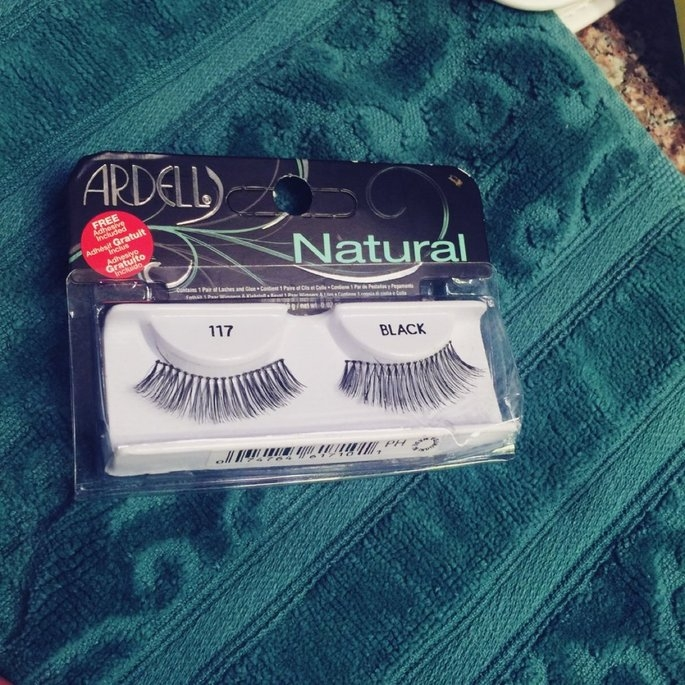 Ardell® 117 Lashes uploaded by Monica G.