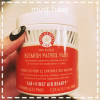 FIRST AID BEAUTY Skin Rescue Blemish Patrol Pads uploaded by Michelle G.