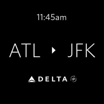 Delta Airlines uploaded by Alieth S.