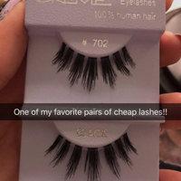 Crème Dramatic False Eyelash Extensions with Rhinestones Black Long Lashes JBCP uploaded by Nicole A.