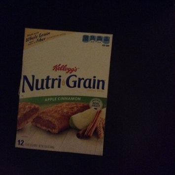 Kellogg's Nutri-Grain Strawberry Cereal Bars uploaded by Anna I.