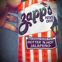 Zapp's Potato Chips - Hotter 'N Hot Jalapeno - 1.5 oz bag uploaded by Jennifer J.