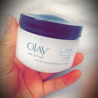 Olay Age Defying Classic Daily Renewal Cream Facial Moisturizer uploaded by Elda B.
