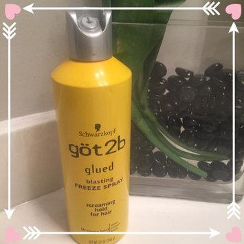 Photo of göt2b® Glued® Freeze Blasting Spray uploaded by Tara N.