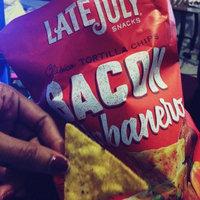 Late July® Snacks Clasico Tortilla Chips Bacon Habanero uploaded by Shishandra D.