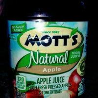 Mott's® Natural 100% Apple Juice uploaded by Sara D.