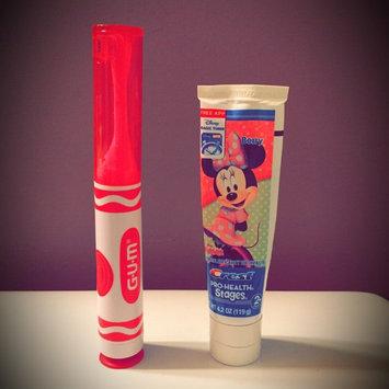 Photo of G-U-M Crayola Power Toothbrush uploaded by Amber S.