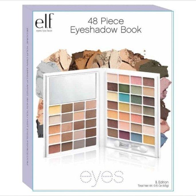 e.l.f. Cosmetics  48 Piece Eyeshadow Book uploaded by Kim T.