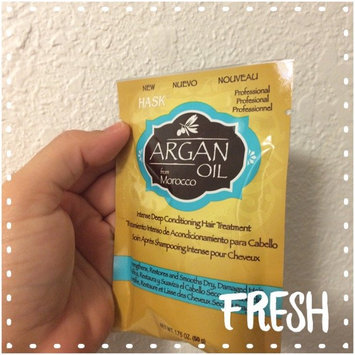 Hask Argan Oil Intense Deep Conditioning Hair Treatment uploaded by Pat C.