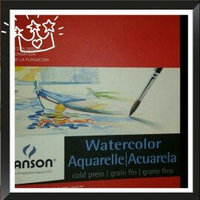 Canson Foundation Watercolor Pad 9 in. x 12 in. uploaded by Dawn N.