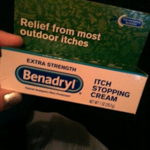 Photo of Benadryl Extra Strength Itch Stopping Cream uploaded by Yuri G.