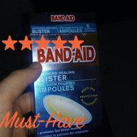 Band-Aid Advanced Healing Blister uploaded by Amanda R.