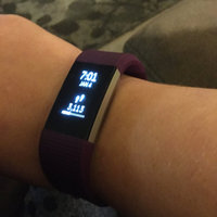 Fitbit uploaded by Brittany L.