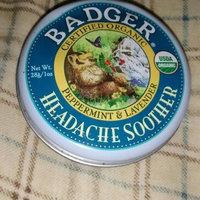 Badger Headache Soother 1oz tin, 1 oz uploaded by Sara C.