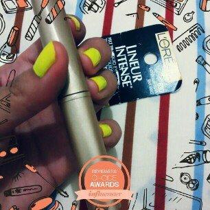 L'Oréal Lineur Intense Felt Tip Liquid Eyeliner uploaded by Johanmary S.