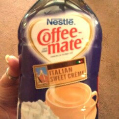 Photo of Coffee-mate® Fat Free Italian Sweet Creme Flavor Coffee Creamer uploaded by Kat H.