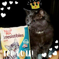 Big Heart Pet Brands 3.0oz Meow Mix Irresistibles Treat Soft With Real Meat Grilled Salmon uploaded by Jessica W.