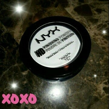 NYX HD Finishing Powder Banana uploaded by Samantha E.