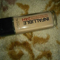 L'Oréal Paris Infallible 24H Non-Stop Longwear Foundation uploaded by Rediza G.